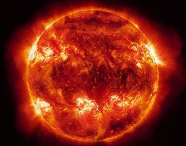 NASA Image of Sun