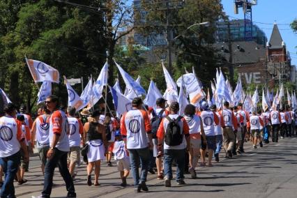 Liuna workers union