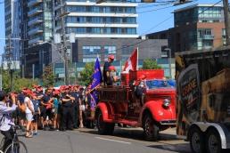 Toronto Fire Fighters union